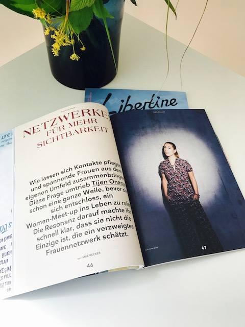 Das aktuelle Libertine Magazin