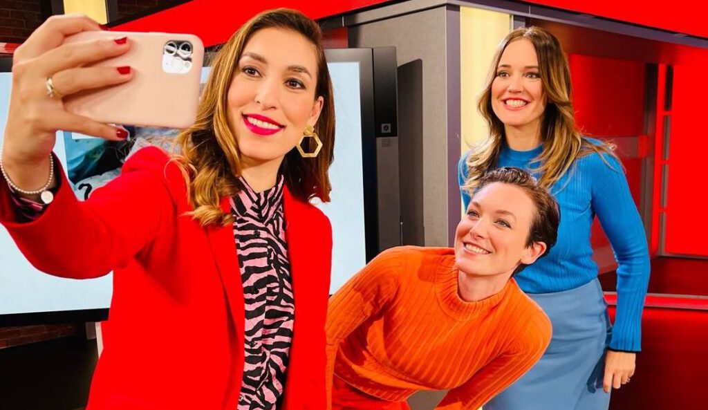 Foto der drei Expertinnen von DACHelles